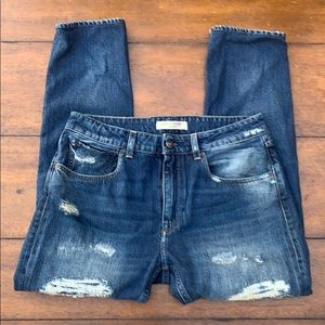 💯Levi's Made & Crafted Men's Rip Jeans size 33